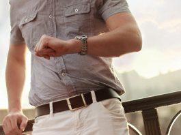 Om at bære sit ur med stil